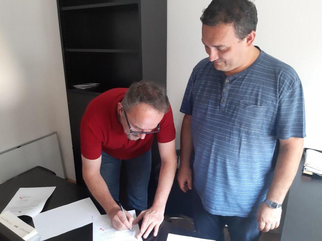 Goran Kutlić i Igor Fučkan